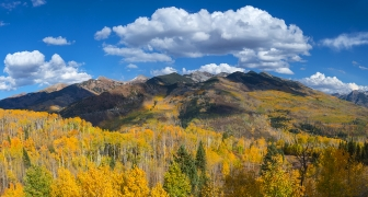 McClure Pass - Autumn Majesty