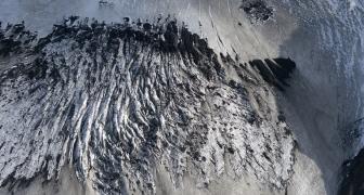 Eyjafjallajokull Ice Flow